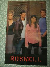 Roswell TV Show Magazine Poster