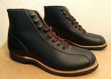 Red Wing 8825 Heritage Outing Boot Black Praire (Teacore). 8.5D Brand New 2nds.