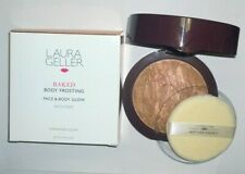 Laura Geller Baked Body Frosting Face & Body - Hawaiian Glow .70 oz - New in Box