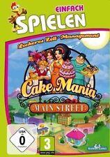 Cake Mania main street   délicieux temps-gestion   pc   nouveau & immédiatement