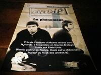 Oasis - Plan Media / Press Kit la Fenomeno