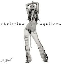 Stripped by Christina Aguilera (CD, Oct-2002, Sony BMG)