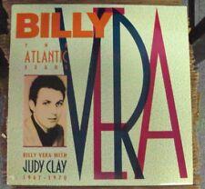 BILLY VERA & JUDY CLAY The Atlantic Years LP OOP late-80's R&B reissue Rhino