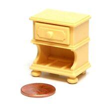 Playmobil Victorian Dollhouse Bedroom Yellow Nightstand Furniture 5321