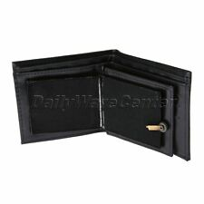 Stage Magic Trick Leather Flame Fire Wallet Street Magician Prop Magic Show