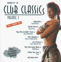 Club Classics 1 (1991, EMI) Commodores ('Nightshift [7'02'']'), Diana R.. [2 CD]