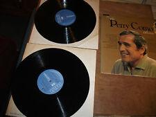 PERRY COMO  / THE COLLECTION  12'' DOUBLE VINYL  LP PDA 011