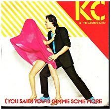 17834  KC E THE SUNSHINE BAND  YOU'D GIMME SOME MORE