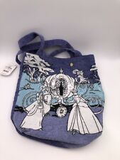 Disney Store Japan Cinderella and Fairy God Mother Tote Bag (D2)