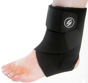 Ankle Foot Support Brace Arthritis Weak Ankle Sport Gym