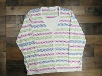 Alfred Dunner Long Sleeve Sweater Woman's plus size 2X, multi-color