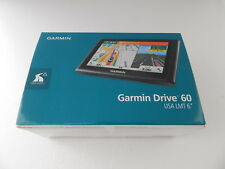 "Garmin Drive 60LMT 6"" Portable GPS Navigation with Lifetime Update Map & Traffic"