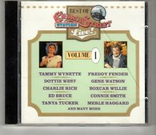 (HO303) Best of Church Street Station Live! Vol 1 - 1991 CD