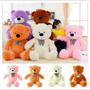 Giant Huge Big Teddy Bear Stuffed Cute Plush Toys Gift Birthday Wedding Present