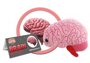 Giant Microbes Human Brain Plush Toy