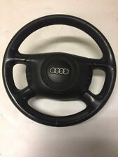 Genuine Audi A8 / A6 - Multi-Function - Steering Wheel - Black Leather