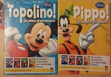 Topolino/Pippo - 2 Volum Eni Blisterati Un pieno di avventure
