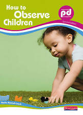 How to Observe Children-ExLibrary