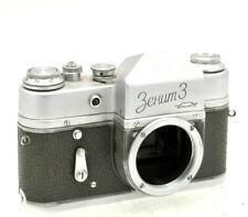 1961 Zenit-3 Russian SLR camera body