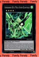 Aéroboros Bête Méca Super Quantique WIRA-FR035 Carte YuGiOh Super Rare neuve FR