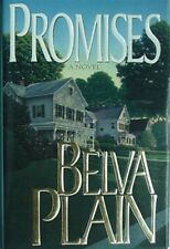 PROMISES by BELVA PLAIN, 1996 ***SIGNED***