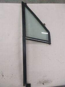 PASSENGERS Side RH FRONT Stationary Door VENT Glass 1984-1996 Cherokee XJ