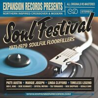 SOUL FESTIVAL Northern Inspired Crossover & Modern NEW & SEALED CD 70s EXPANSION