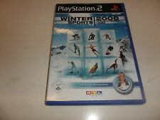 PLAYSTATION 2 PS 2 RTL WINTER SPORTS 2008: the Ultimate Challenge
