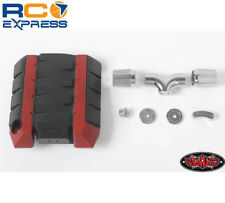 RC 4WD V8 Engine Cover w/Metal Intake Set:R3 Transmission RC4Z-S1749