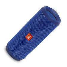 JBL Flip4 Bluetooth Speaker Blue - Brand New