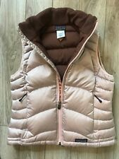 Patagonia Womens Small Goose Down Vest Puffer
