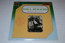 Will Rogers~Golden Age Original Radio Broadcast GA 5034~SEALED~FAST SHIPPING