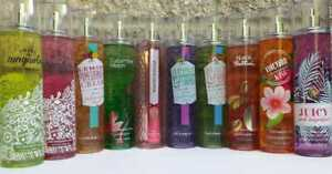 Bath & Body Works fragrance mists full size 8 oz sprays - You choose your scent!