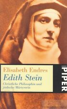 Edith Stein: Endres, Elisabeth