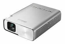 "ASUS Zenbeam E1 854 x 480 0.2"" DLP Pocket LED 5 Hour Projector, 150 Lumens"