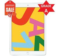 Apple iPad 7th Gen. 128GB, Wi-Fi, 10.2 in - Silver - GRADE A