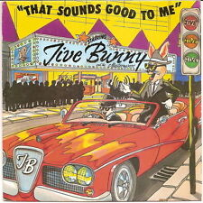 "12"" Maxi Jive Bunny And The Mastermixers That Sounds Good To Me / Waiting 80`s"