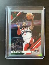 2019-20 Panini Clearly Donruss John Wall Green Holo Variation #8/25