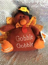 Happy Thanksgiving Turkey Decoration*New*So Cute For Your Thanksgiving Table!