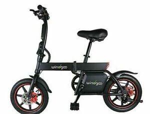 Windgoo Electric Bike B20 Folding Urban City Commuter Lightweight New Model 2020