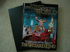 Wallace Wood Wizard King Trilogy HC Book One Signed Slipcased 400 Copy Edition