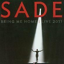 Sade - Bring Me Home Live 2011 (+ Audio-CD) von SADE | DVD | Zustand sehr gut