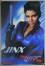 DIE ANOTHER DAY ROLLED ADV ORIG 1SH MOVIE POSTER JAMES BOND 007 HALLE BERRY 2002