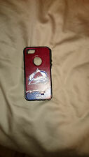 OtterBox Defender Series Custom Iphone 5 Case NHL Colorado Avalanche
