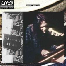 Neil Young Live at Massey Hall 1971 Vinyl 2lp New/