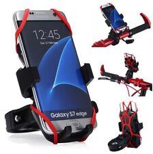 Motorcycle MTB Bike Bicycle Handlebar Mount Holder For Samsung Cell Phone GPS