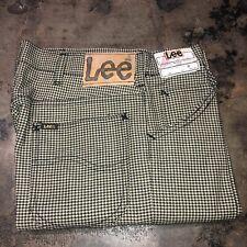 "New listing Vintage 1970'S ""Lee� Mod Bootcut Flare Denim Jeans - W30 L31 - Deadstock"