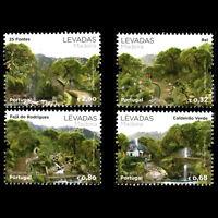 Madeira 2012 - Levadas Landscape Nature - Sc 302/5 MNH