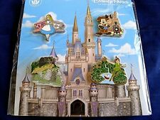 Disney Parks * CHARACTERS at ATTRACTIONS * New in Pack 4...
