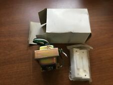 Doorbell Transformer - Line 120v 60Hz Output 16v DC #E345173 Model 1610